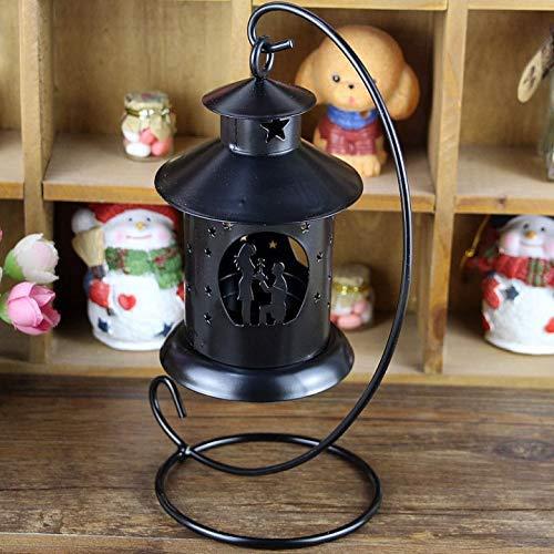 GBX Candeliere d'oro candelabro candelabro candelabro d'epoca, candeliere di ferro, candeliere di natale, decorazione della casa, decorazione di gioielli,B