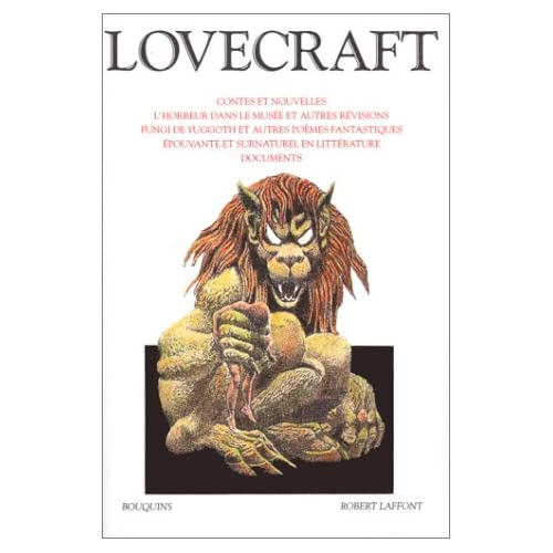 Oeuvres de H.P.Lovecraft, tome 2