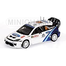 FORD FOCUS RS WRC'05 montecarlo, (Warmbold)