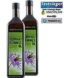 Schwarzkümmelöl • kaltgepresst • 100% naturrein und naturbelassen • !!