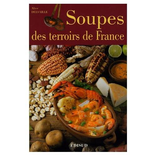 Soupes des terroirs de France