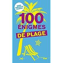 100 énigmes de plage