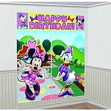 Minnie Mouse - Guirnaldas para fiestas (Amscan International 679613)