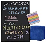 Best Chalk Boards - Store2508® (Pack of 8) A4 Size Chalkboard / Review
