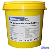 BiTherm 2K Bitumen Dickbeschichtung 30 Liter