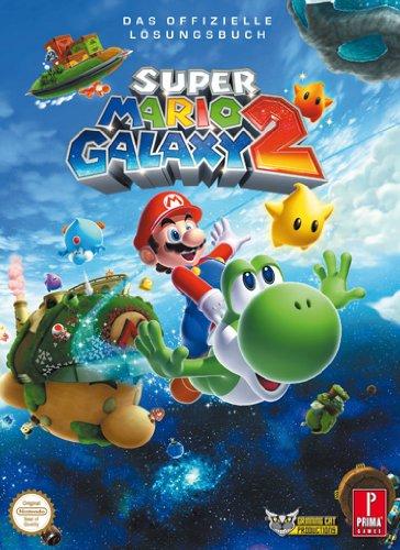 Super Mario Galaxy 2 – Das offiz. Lösungsbuch