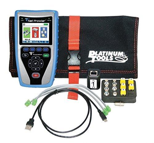 Platinum Tools TNP700 Net Prowler Tester by Platinum Tools -