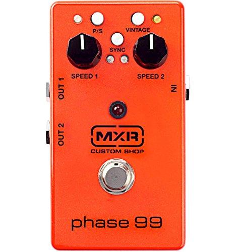 MXR csp099–Pedal phaser Phase 99