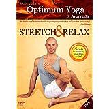 Mas Vidal's Optimum Yoga & Ayurveda DVD Fire: Stretch & Relax by Mas Vidal