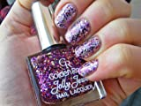 Golden Rose Jolly Jewels Nagellack Glitter Lack Nail Art 120 0,36 fl. oz/10,8 ML