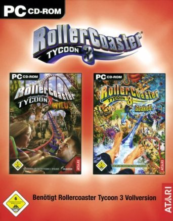 RollerCoaster Tycoon 3: Add-Ons Wild! /