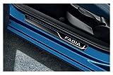 Skoda Fabia, Dekorative Einstiegsleisten - Folien - 6V0071310