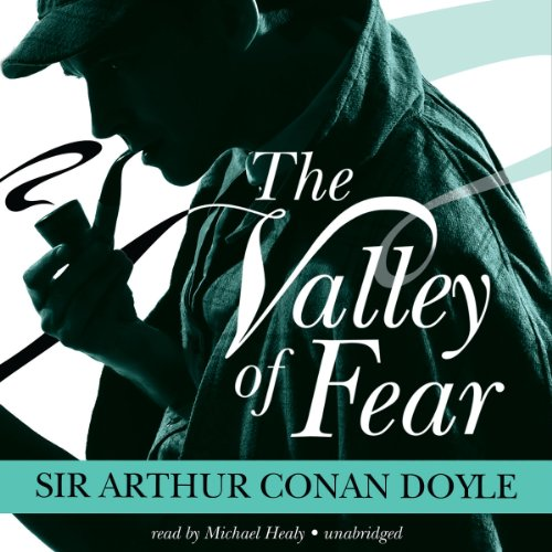 The Valley of Fear  Audiolibri