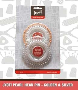 Pearl Head Pins (Gold & Silver)