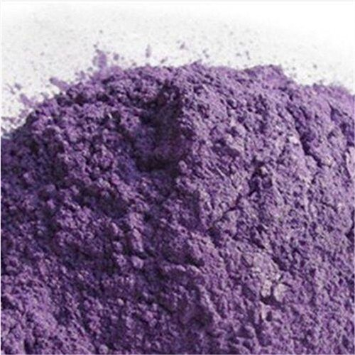 SEPTEMBER-EUROPE Colors Soap Colorant Do It Yourself Natural Mineral Mica Powder Soap Dye 20g (Purple)
