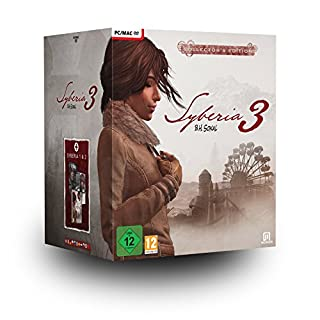 Syberia 3 - édition collector (B01H0YJ9H8) | Amazon Products