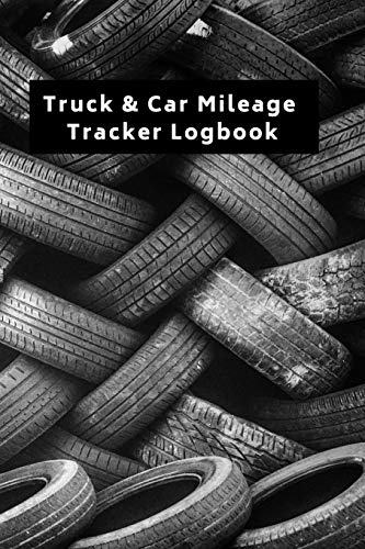 Truck & Car Mileage Tracker Logbook for Taxes, Work, Ride Sharing or Personal Record Travel Automobile Expenses Journal to Keep Track of Gas & Miles: ... Odometer Reading, Start & Stop Locations (Auto-location Tracker)