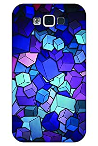 Samsung Galaxy J2 PRO Back Cover by Winchip - MultiColor