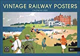 Vintage Railway Posters National Railway Museum A4 Calendar 2020