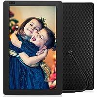 NIXPLAY Seed WLAN Digitaler Bilderrahmen 13 Zoll - Teilen Sie Momente sofort über die App oder E-Mail