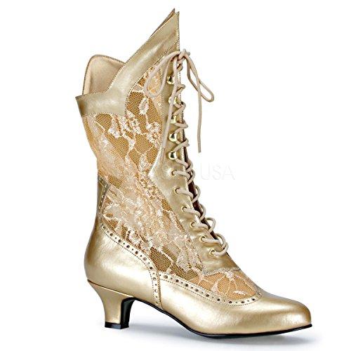 Higher-Heels, Stivali donna Oro (oro)