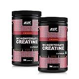 Best Creatine Pills - BodyDaddyMake (BDM) Creatine Monohydrate Capsules - 200 Review