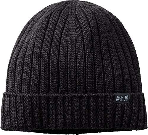 Jack Wolfskin Stormlock Rip Knit Cap, One Size, Black