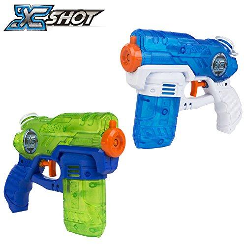 X-Shot - Pack 2 Pistolas de Agua