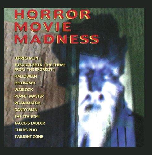 Horror Movie Madness - Halloween Edition (Halloween-songs Von Horror-filmen)