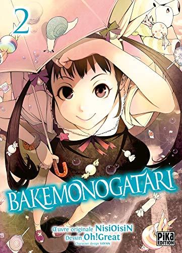 Bakemonogatari Edition simple Tome 2