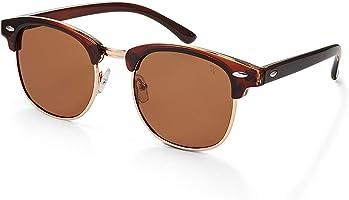 Winstonne Hendricks Men's Aviator Polarized Sunglasses - WNPO1001 58-15-135mm