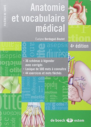 Anatomie et Vocabulaire Medical