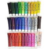 Beauties Factory 30x Color Arte Uñas 3D Pintura Acrílica Gel UV 12ml + 2x Bolis