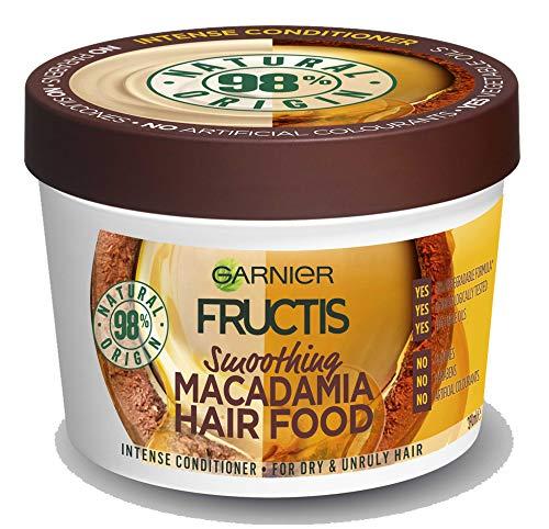 Fructis Hair Food 3 in 1 Maske mit Veganer Formel für Haare - 390 ml - Garnier Haar-gel