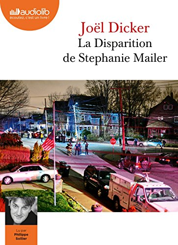 La Disparition de Stephanie Mailer por Dicker Joel