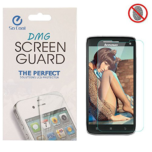 DMG SoCool Screen Protector for Lenovo S650 (Matte Anti Glare Anti FingerPrint Scratch Guard)  available at amazon for Rs.99