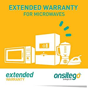 OnsiteGo 2 Years Extended Warranty for Microwaves (Rs. 14001 to 20000)
