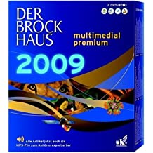 Brockhaus 2009 multimedial premium