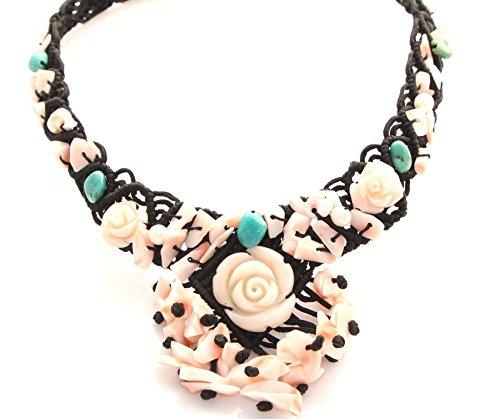 Esclusivo collier collare collana linea Capri con