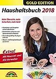 Haushaltsbuch 2018 - Einnahmen und Ausgaben im �berblick - EXTRA: mit Hausratverwalter und KFZ Verwalter f�r Windows 10 / 8.1 / 8 / 7 / Vista und XP Bild