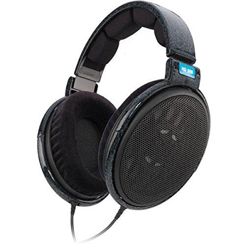 Sennheiser HD600 Cuffia stereofonica Hi-End Dinamica Aperta, Nero