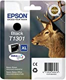 Epson Durabrite Ultra T130 Ink Cart Retail Pack Untagged - Black