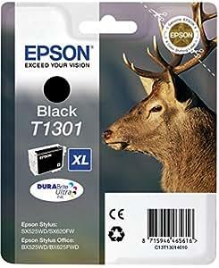 Epson - T1301 - Cartouche d'Encre Noir 25,4 ml