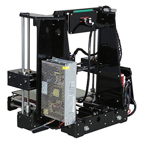 Anet X6 High Speed Precision DIY 3D Drucker Printer Kit mit größerer Druckgröße 220*220*250mm | PLA ABS 1.75mm Filament | Auto-Nivellierung | Technischer Support - 5