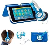 Ultimateaddons® Kids Folding Small DJ Style Headphones compatible with vTech Innotab Max