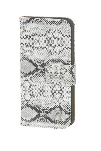 Replay Booklet Case - Fashion 2014 -Samsung Galaxy S4 - Snake