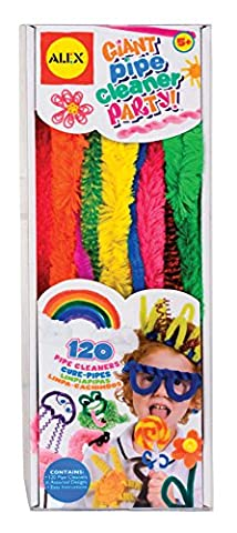 Alex Toys Craft Giant Pipe Cleaner Party