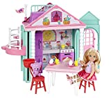 Toy - Barbie DWJ50 Barbie�Club Chelsea Playhouse