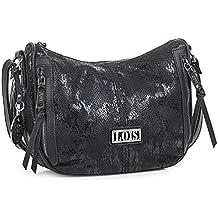 e2d3566c3 Lois - Bolso para Mujer Bandolera Shopping Góndola Hobo Hombro, Mochila.  Cuero PU Piel