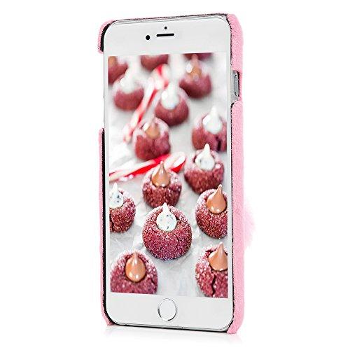 iPhone 6 Plus / 6S Plus Coque Mavis's Diary Étui Housse PC Rigide Gel Coque de Protection 5.5'' Phone Case Cover Antichoc Protection écran Balle Swag pour iPhone 6 Plus, iPhone 6S Plus Ultra Fine Lége Rose